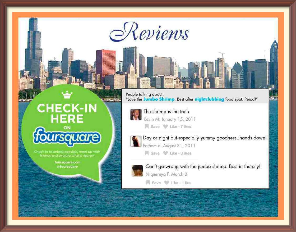 Goose Island Shrimp House Chicago Foursquare Reviews